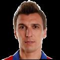 Mandžukić FIFA 16 Team of the Week Gold