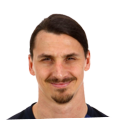 Ibrahimović FIFA 16 Rare Gold