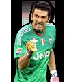 Buffon FIFA 16 Team of the Season Gold