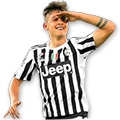 Dybala FIFA 16 Team of the Season Gold