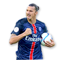 Ibrahimović FIFA 16 Team of the Season Gold