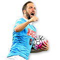 Higuaín FIFA 16