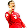 Lewandowski FIFA 16 Team of the Season Gold