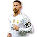 Sergio Ramos FIFA 16 Team of the Year