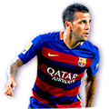 Dani Alves FIFA 16 Team of the Year
