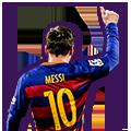 Messi FIFA 16 Hero