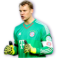 Neuer FIFA 16 Team of the Year