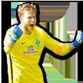 Wiedwald FIFA 16 Hero