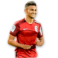 Boufal FIFA 16 Team of the Season Gold