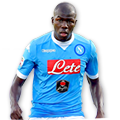 Koulibaly FIFA 16 Team of the Season Gold